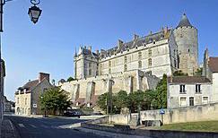 Chateau de Chateaudun information pour tuteur familial